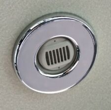 Hummer H3 Chrome Billet Aluminum Speaker Phone Cover