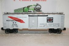 O Scale Trains Lionel Western Pacific Box car 17222