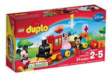 LEGO 10597 - DUPLO Mickey and Minnie Birthday Parade - 2015 - SEALED / NEW
