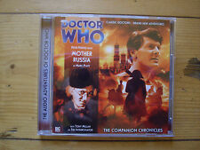 Doctor Who Mother Russia, Companion Chronicles 2007 Big Finish audio book CD