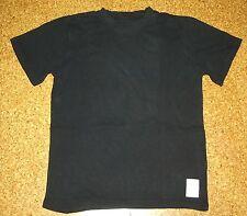 T-shirt schwarz Größe 140 von H+M mit Aufschrift: Christian