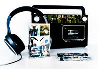U2: Actung Baby (1991, Island Records, I4 10347) ~ Cassette Tape