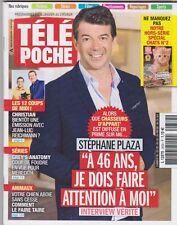 Télépoche 01/2017 - Stéphane Plaza - Christian 12 coups de Midi