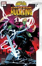 LORDS OF EMPYRE: EMPEROR HULKLING (2020) #1 - New Bagged