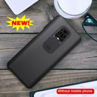For Xiaomi Redmi Note 9S 9Pro NILLKIN Luxury Camera Cover Case Protection