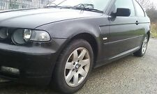 BMW 316ti SE COMPACT FACELIFT 2003 1.8 N42 ENGINE E46 O/S BREAKING FOR PARTS N/S