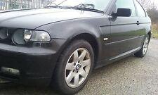 BMW 316ti se Compacto Facelift 2003 1.8 N42 Motor E46 O/S N/S de ruptura Para Repuestos