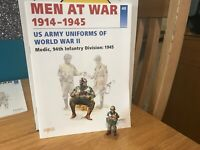 DEL PRADO.DEL PRADO. MEN AT WAR SERIES Issue No 40