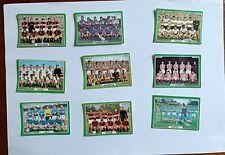 Calciatori Stickers Edis 1970/71 Bologna Milan Inter Fiorentina Spal
