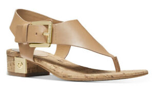 Michael Michael Kors adds sophisticated texture to the stylish London sandals NW