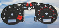 ORIGINALE JAEGER Tachimetro disco conquistiamo su MPH PER TACHIMETRO SPEEDOMETER AUDI TT 8n