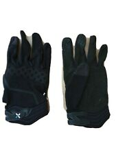 Btwin Black Cycle Gloves Adult
