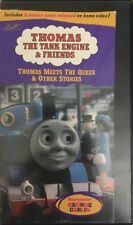 Thomas The Tank Engine & Friends Thomas Meets the Queen VHS-TESTED-RARE-SHIP N24