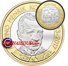 5 Euro Commémorative Finlande 2018 - Président Mauno Koivisto