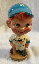 VINTAGE 1960s MLB LOS ANGELES DODGERS BOBBLEHEAD NODDER BOBBLE HEAD - KOUFAX