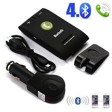 Auto Kfz Bluetooth Freisprecheinrichtung Freisprechanlage Verbinden Multi Handys