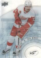 2014-15 Upper Deck Ice Hockey #31 Pavel Datsyuk Detroit Red Wings