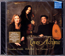 Dorothee MIELDS & Hille PERL: LOVES ALCHYMIE Dowland Jenkins Ferrabosco Hume CD