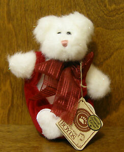 """Boyds Plush #82016 T.L.C. Sparkleheart, NEW/tags From Retail Store Jointed 5"""""""