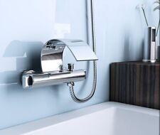 Mural cascade baignoire robinet de mélangeur douchette détenus chromé  PP2357