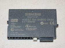SIEMENS SIMATIC S7 6ES7 134-4MB00-0AB0 6ES7134-4MB00-0AB0 NEW NO BOX