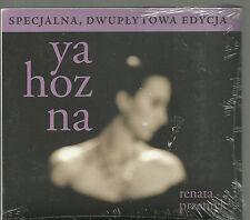 YA HOZNA RENATA PRZEMYK 2 CD POLSKA POLAND POLEN POLONIA