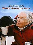 ANIMAL PLANET JANE GOODALLS WHEN ANIMALS TALK (DVD, 2008) NEW