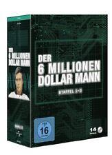 Der 6 Millionen Dollar Mann - Staffel Season 1 2 3 DVD Lee Majors 1974