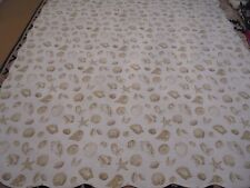 Nice Printed Sea Shell Quilt