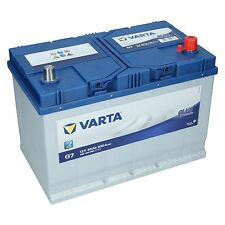 Varta G7 12V 95Ah 830A/EN Autobatterie Blue Dynamic PKW Batterie NEU
