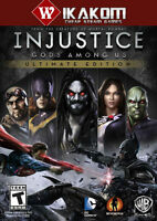 Injustice: Gods Among Us Ultimate Edition -Steam- Digital Download