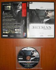 Hitman 1: Nombre en clave 47 [PC DVD-ROM] 'Revista Micromanía' Versión Española