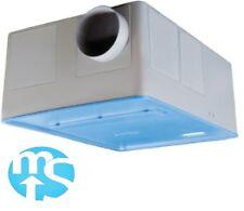 Multi room extraction nuaire mevdc 2 extrait ventilateur mev central extracteur