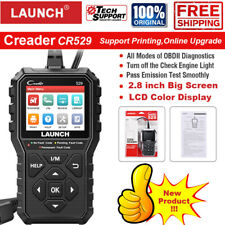 OBD2/EOBD Scanner Car Code Reader Auto Diagnostic Scan Tool Engine Fault Check