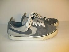 6fc15a397af0 Nike 6.0 Men s Size 805 Low Gray Ankle Skateboard Shoes-Sz 8- List  90