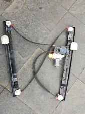 FORD S-MAX  DRIVER FRONT DOOR ELECTRIC WINDOW MOTOR AND MECHANISM / REGULATOR