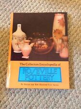 The Collector's Encyclopedia of Roseville Potter, Huxford, 1989