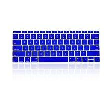 """ROYAL BLUE Keyboard Cover for Macbook Pro 13"""" A1708 NO Touch Bar (Release 2016)"""