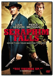 Seraphim Falls DVD Liam Neeson & Pierce Brosnan Western Action Movie