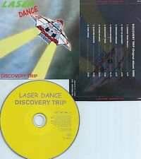 LASERDANCE-DISCOVERY TRIP-ORIGINAL ALBUM 1989-REM.IN 2011-GERMANY/E.E.C.-CD-M-