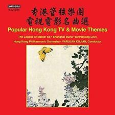 Popular Hong Kong TV & Movie Themes, New Music