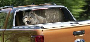perforated vinyl decal rear Decals graphics stained glass window hangings Wolf