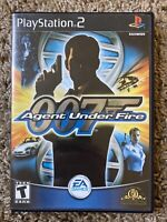 James Bond 007 in Agent Under Fire (Sony PlayStation 2, 2002) TH2