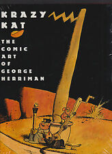 Krazy Kat: The Comic Art of George Herriman, McDonnell & O'Connell, HC Abrams