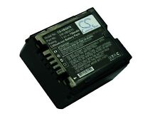 7.4 v Batería Para Panasonic Nv-gs330, vdr-d220, Hdc-sx5, Hdc-sd700, Hdc-sd100, Hd