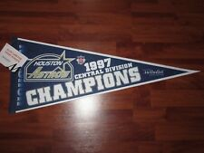 Houston Astros Legends Weekend 1997 Pennant SGA 8/20/2017 Central Champions