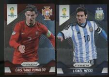 2014 Panini Prizm Soccer 1-301 Complete Set Neymar Ronaldo Messi