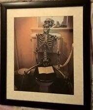 Framed photograph 'Skeleton in the Closet'