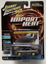 Johnny Lightning 1990 Nissan 240SX Custom Diecast