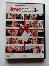 LOVE ACTUALLY DVD HUGH GRANT LIAM NEESON KEIRA KNIGHTLEY